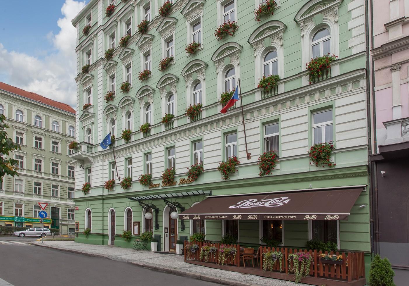 Hotel Green Garden - fotografie hotelu