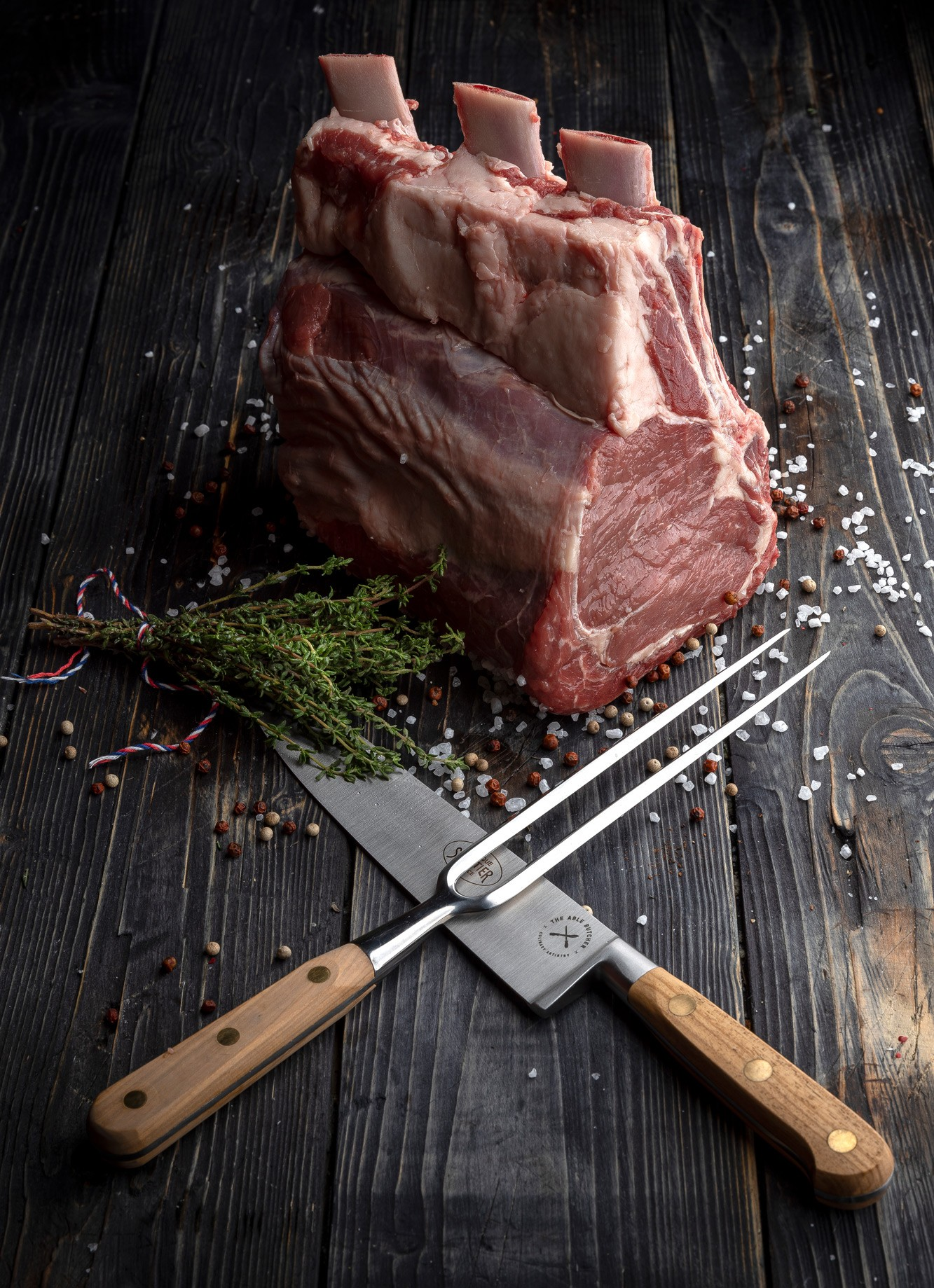 The Able Butcher food photography