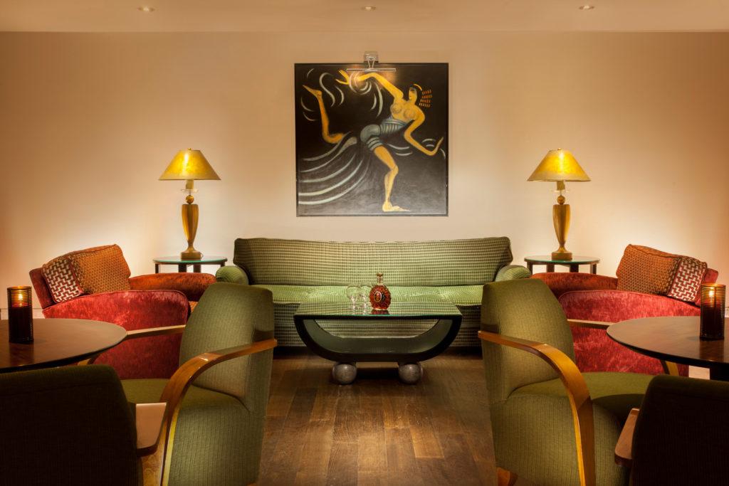 Hotel Alcron Prague - fotografie hotelu