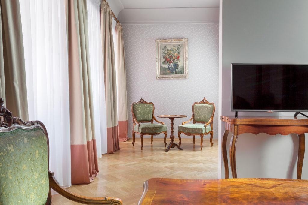 Hotel Constans Prague - fotografie hotelu