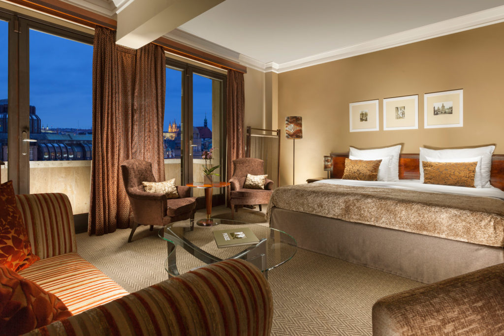 Hotel Jalta Prague