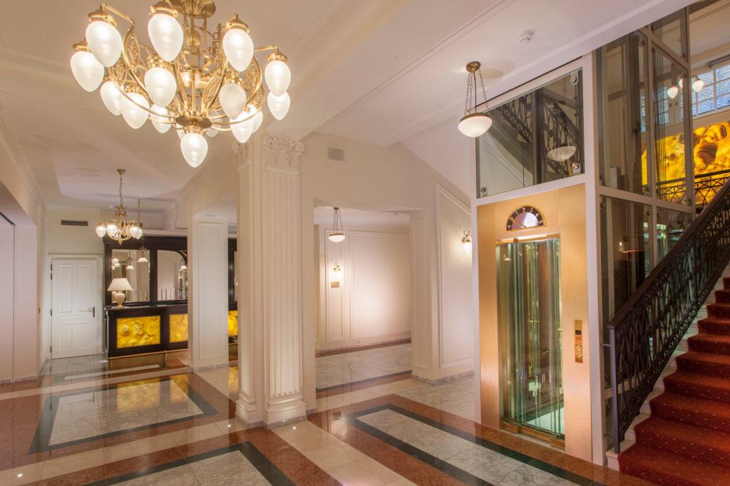 Hotel Olypic Palace