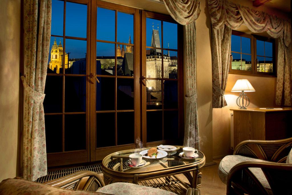 Hotel U Zlatych nuzek